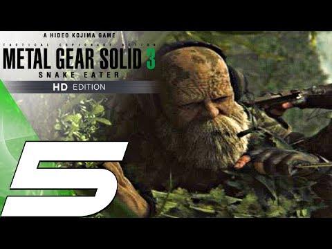 Metal Gear Solid 3 HD - Gameplay...