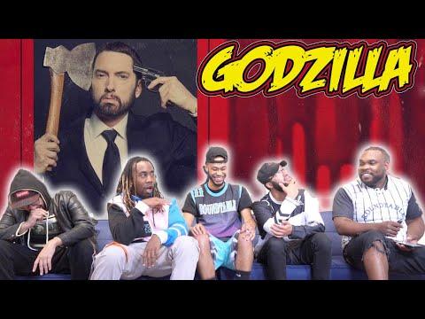 Eminem, Juice Wrld - Godzilla Reaction/Review