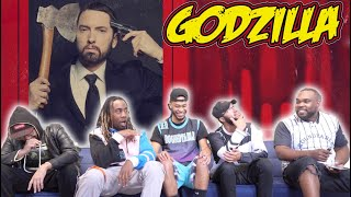 Eminem, Juice Wrld - Godzilla Reaction/Review