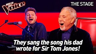 Peter Donegan sings 'Bless the Broken Road' & 'I'll Never Fall In Love Again' | The Voice Stage #58