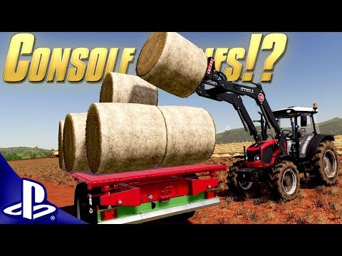 On a Console?! - Farming Simulator 19 - Estancia Lapacho Ep.1