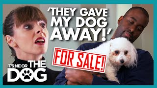 Can Reluctant Owner who 'Gave Away' Dog Learn to Love the Next? | It's Me or The Dog