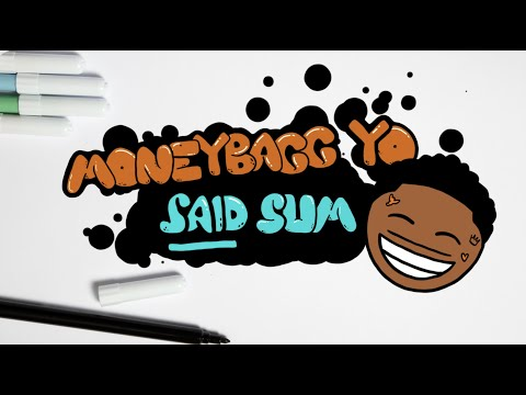 Moneybagg Yo – Said Sum (Official Lyric Video)