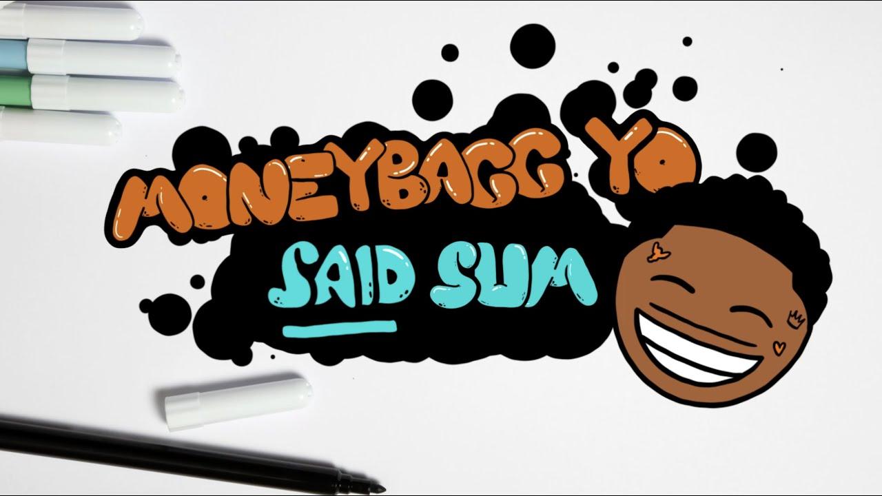 Moneybagg Yo – Said Sum (Official Lyric Video)