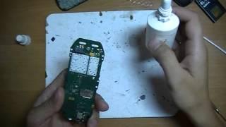 Nokia 1280 ремонт подсветки(, 2013-08-18T20:29:31.000Z)