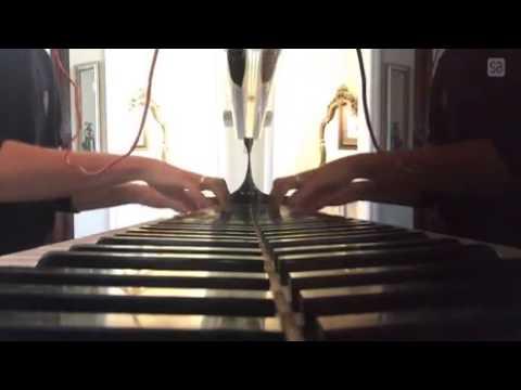 Greyson Chance - Meridians [Piano]