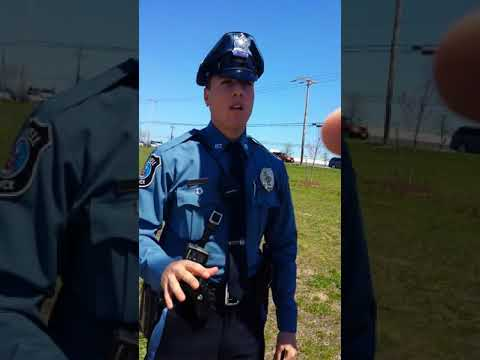 Illegal to be Homeless in Howell New Jersey Police Harrasment