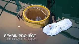 Seabins are pulling plastics out of the ocean
