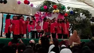 Performance of A.E.S school of class 3D