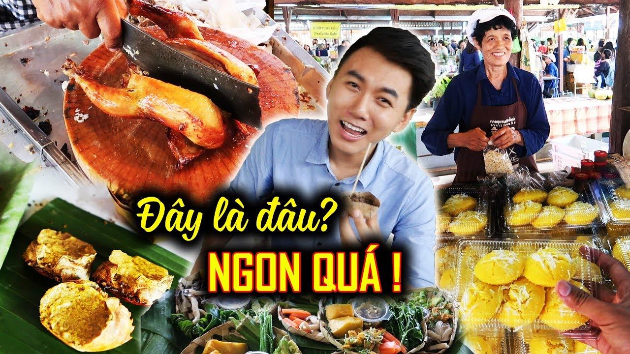 Chợ phiên vùng cao người Việt chưa từng biết  Ký sự du lịch tự túc Chiang Mai Thái Lan #3