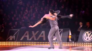 Art on Ice 2013 - Anna Cappellini & Luca Lanotte with 2Cellos