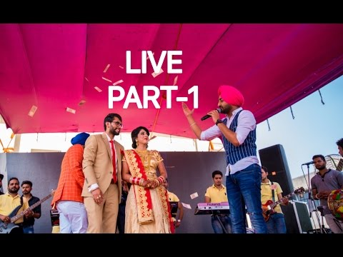 Ranjit Bawa Live Performance | Teri Jodi Jeeve | Live  Part-1