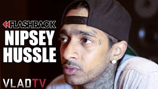 Nipsey Hussle Sold Directly to Fans so He Didn't Need to Beg for Marketing Money (Flashback)