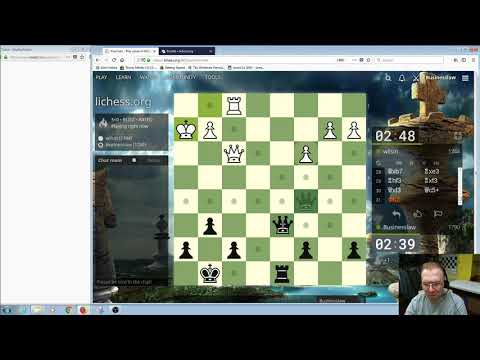 Chess Cruncher TV The Climb to 2500 in Tactics 2 10 2018