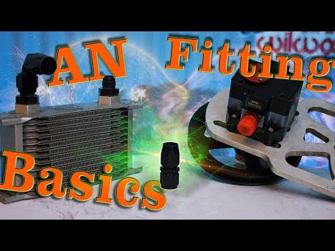 AN Fitting Basics - How To Assemble And Common Mistakes!