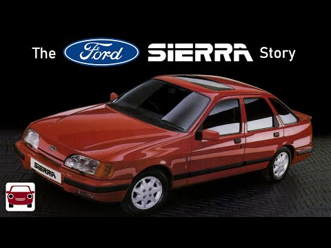 The Ford Sierra Story