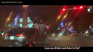 Thành Phố Đồng Hới - Quảng Bình về đêm