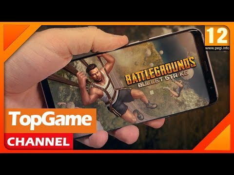 [Topgame] Top game mobile giống Playerunknown's Battlegrounds nhất 2017   Android-IOS