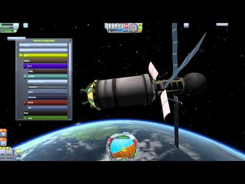 Kerbal Space Program - Interstellar Quest Episode 4 - Communications network.