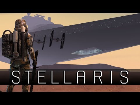 Stellaris Season 2 - #38 - The Crusader's Vs The Empire (War Declared)