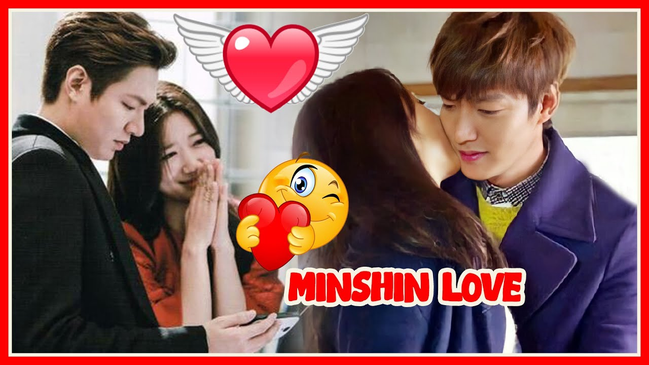 💖Клип к дораме 💑 💕Lee Min Ho & Park Shin Hye Best Sweet Moments 💖 Mix MinShin