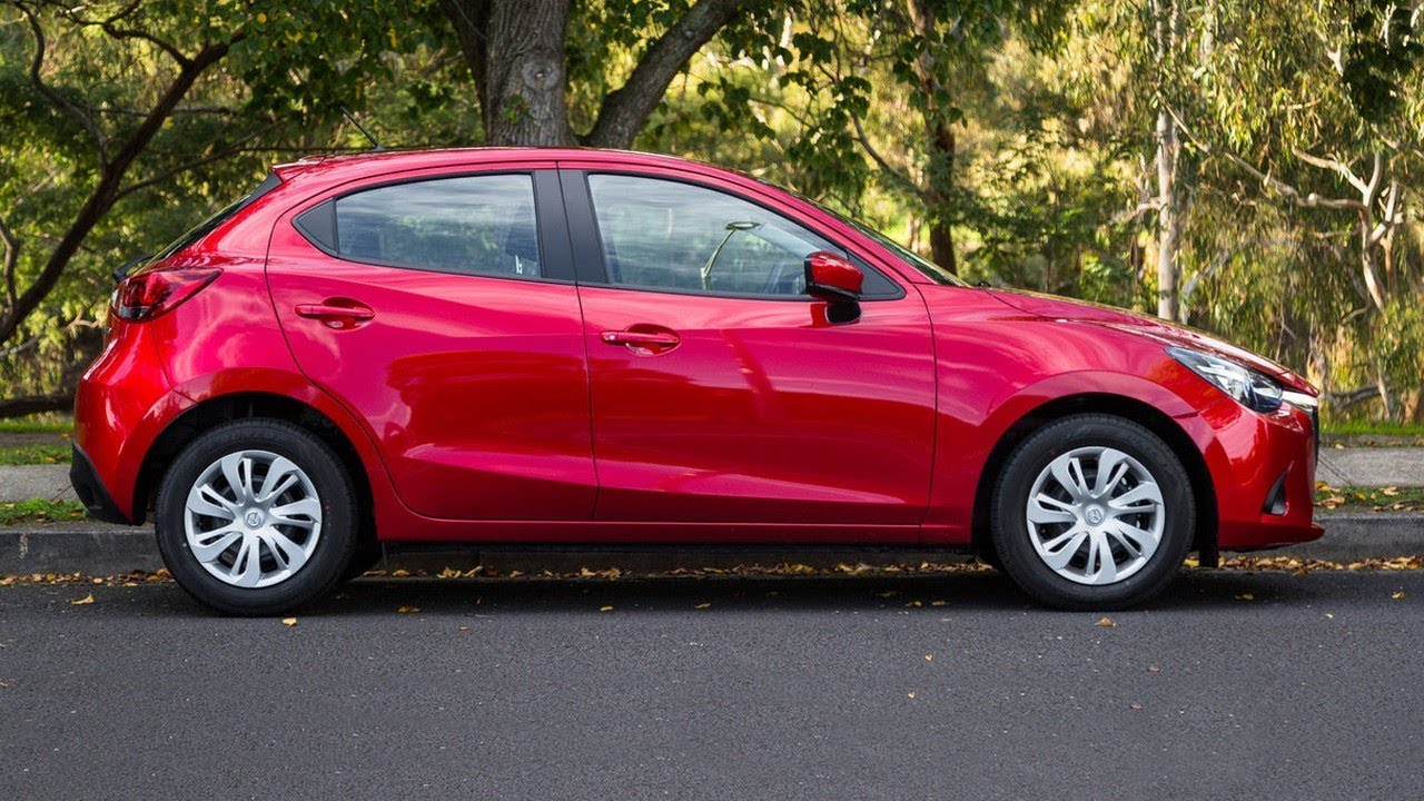 2017 Mazda 2 Neo Hatch Review