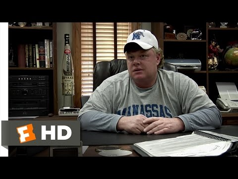 Undefeated (1/6) Movie CLIP - First Day of Practice (2011) HD