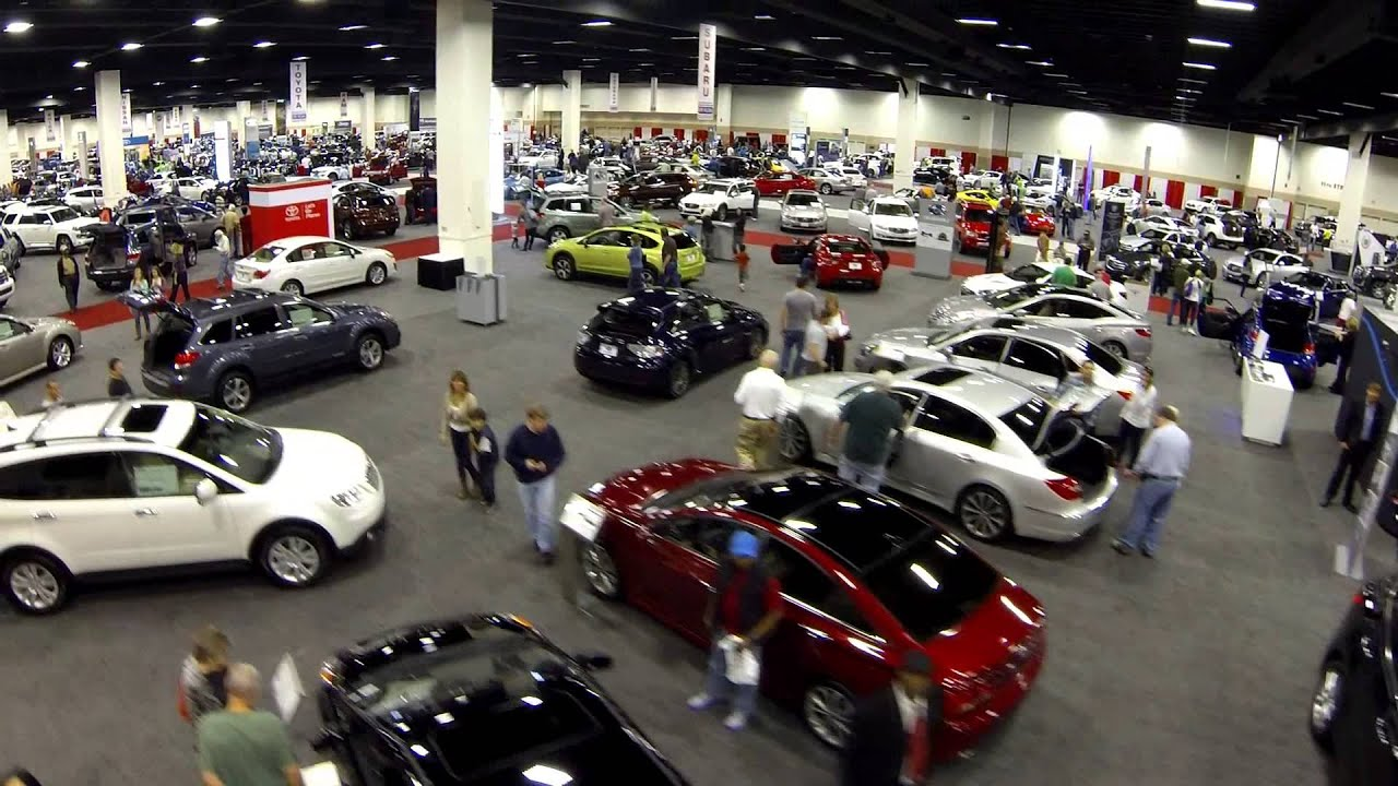 DFW Auto Show Fort Worth Convention YouTube - Auto convention