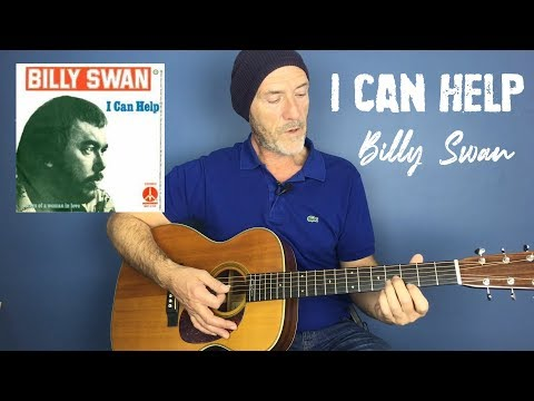 I Can Help - Billy Swan - Guitar Lesson By Joe Murphy