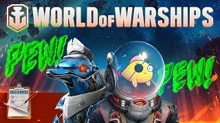 [World of Warships] Developer Diaries: Space Warships