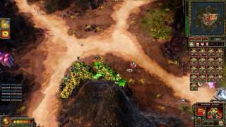 Command & Conquer Red Alert 3 Uprising Skirmish 1v5 - Apocalypse Mountain