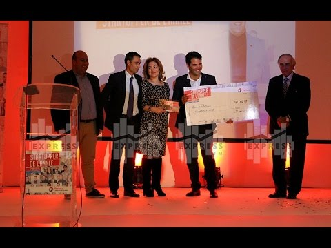 Startupper of the year  Tunisie 2016 by Total