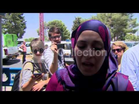 PALESTINIAN-AMERICAN TEEN BRUISED BUT FREE