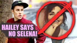 Justin Bieber Invited Selena Gomez To Church But Hailey Baldwin Said NO!