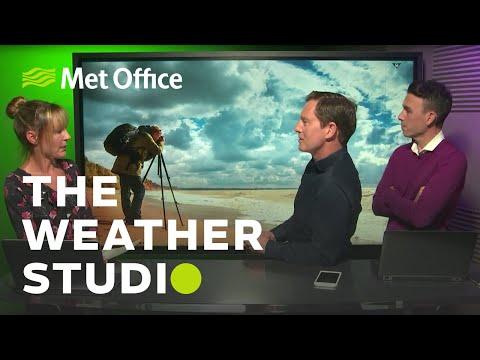Tropical cyclones, weather quiz & UK outlook - The Weather Studio