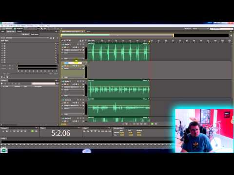 Introduction to Music Production  Submixing  Adobe Audition CS6