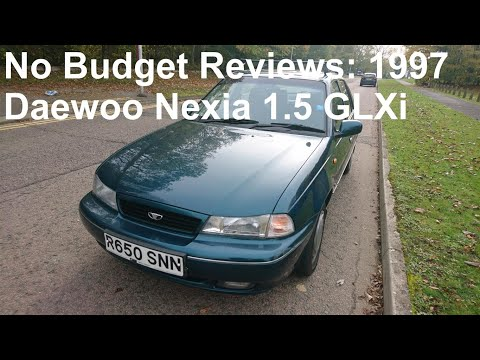 No Budget Reviews: 1997 Daewoo Nexia (Cielo) 1.5 GLXi – Lloyd Vehicle Consulting