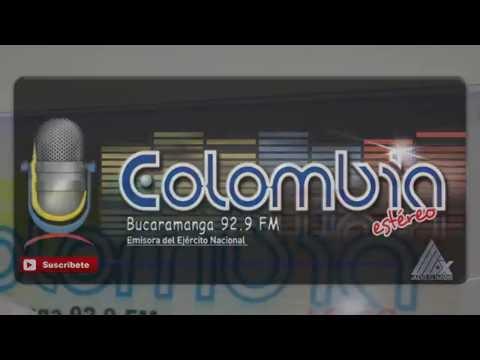 Entrevista Emisora Colombia Estéreo 92.9 FM Bucaramanga