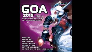 Orisma - Psychedelic Lifeform [Goa 2015 Vol.4]