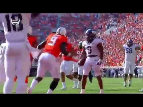 TCU RB Darius Anderson 2017 Highlights