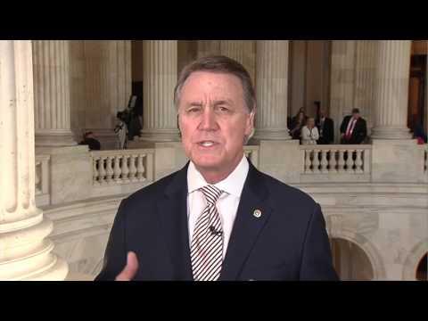 Senator David Perdue Discusses the Border Adjustment Tax