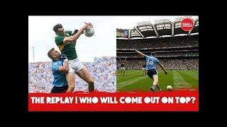 ALL IRELAND FOOTBALL FINAL REPLAY | Pillar Caffrey on Dublin vs Kerry