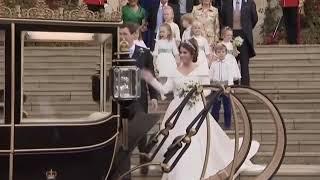 Königliche Hochzeit Prinzessin Eugenie und Jack Brooksbank am 12.10.2018