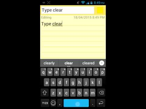 How to do clear chat on clash of clans (android)