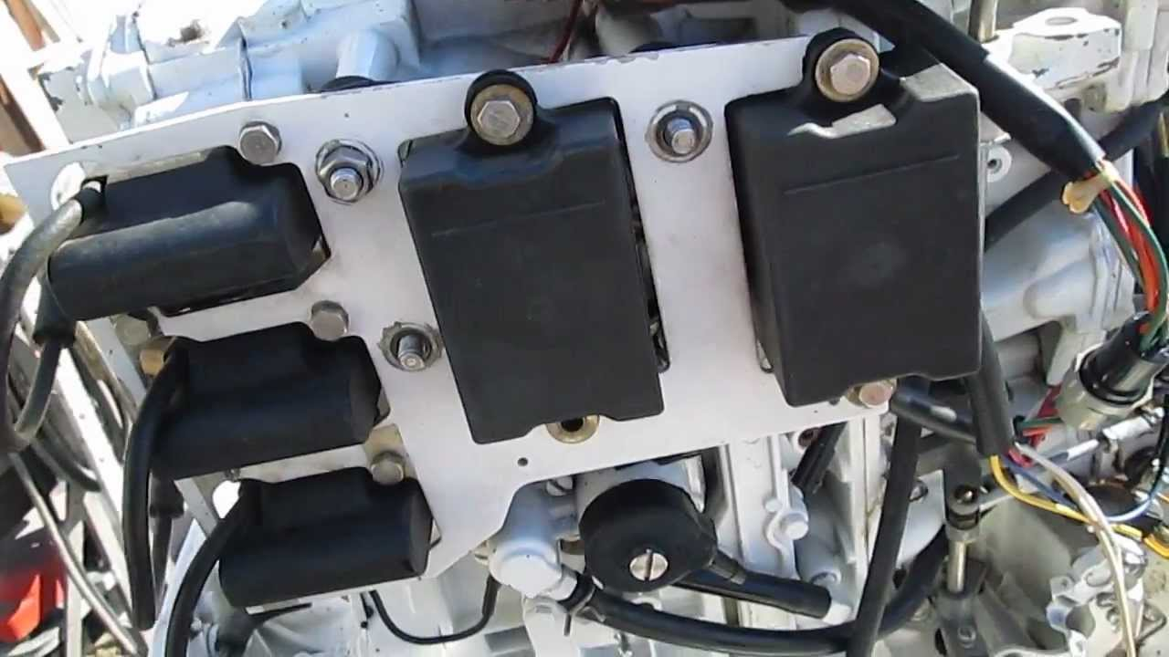 85 Hp Force Ignition System From 1986 3 Cylinder