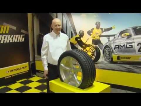 On The Dunlop Sport Maxx RT