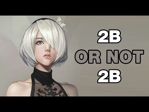 2B 3D Art Critique
