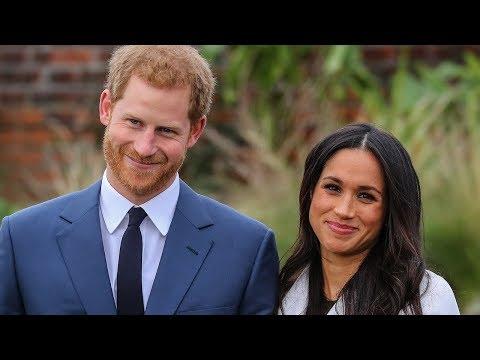 Meghan Markle & Prince Harry Announce PREGNANCY