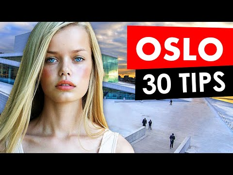 30 Secrets & Best Places in Oslo, Norway (2018)