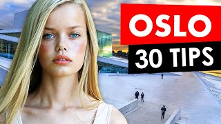 Gambar cover 30 Secrets & Things to do in Oslo, Norway